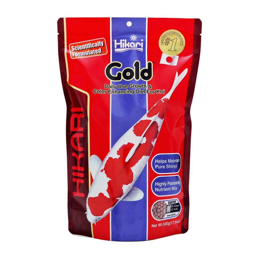 HIKARI GOLD - KOI FISH
