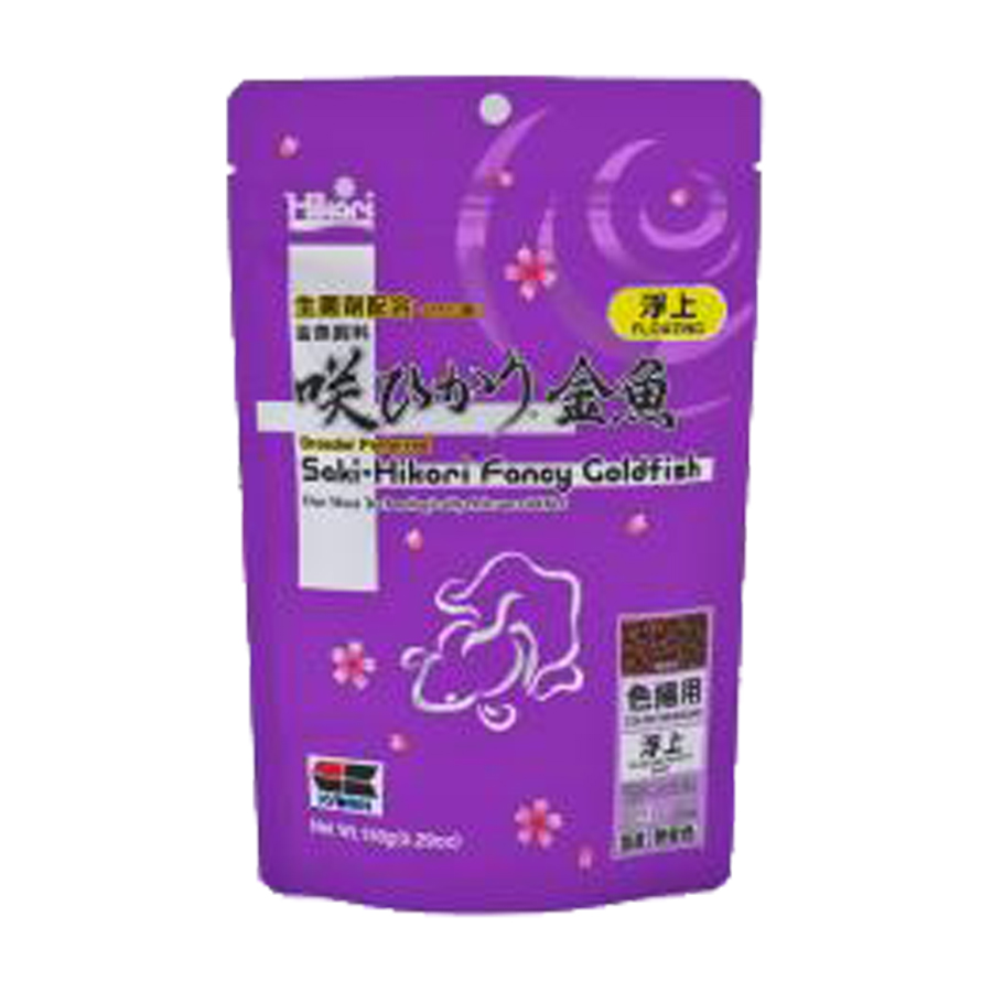 HIKARI FANCY GOLDFISH COLOR ENHANCING  FLOATING  150G